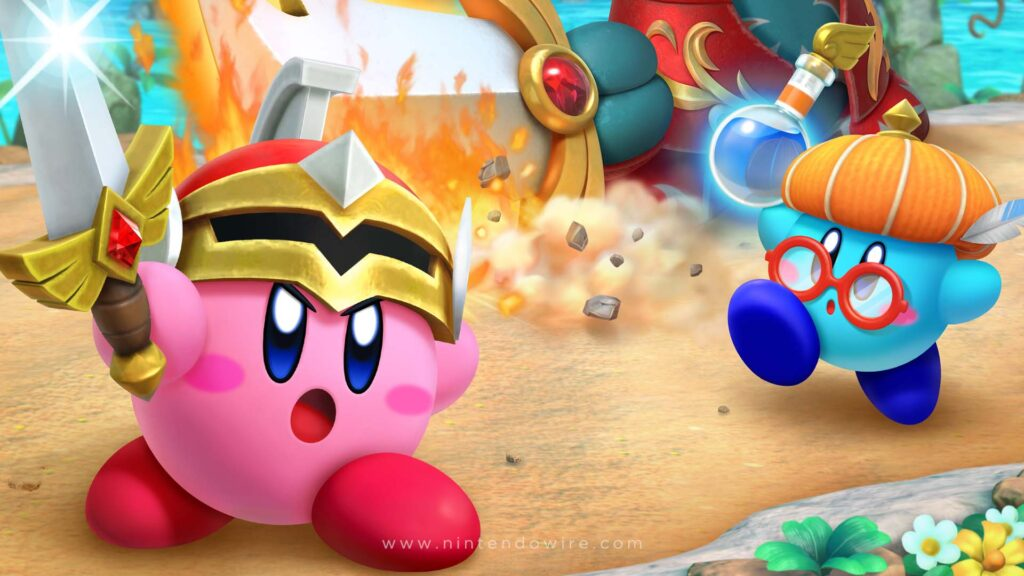 Kirby Fighters 2 Announced by Nintendo