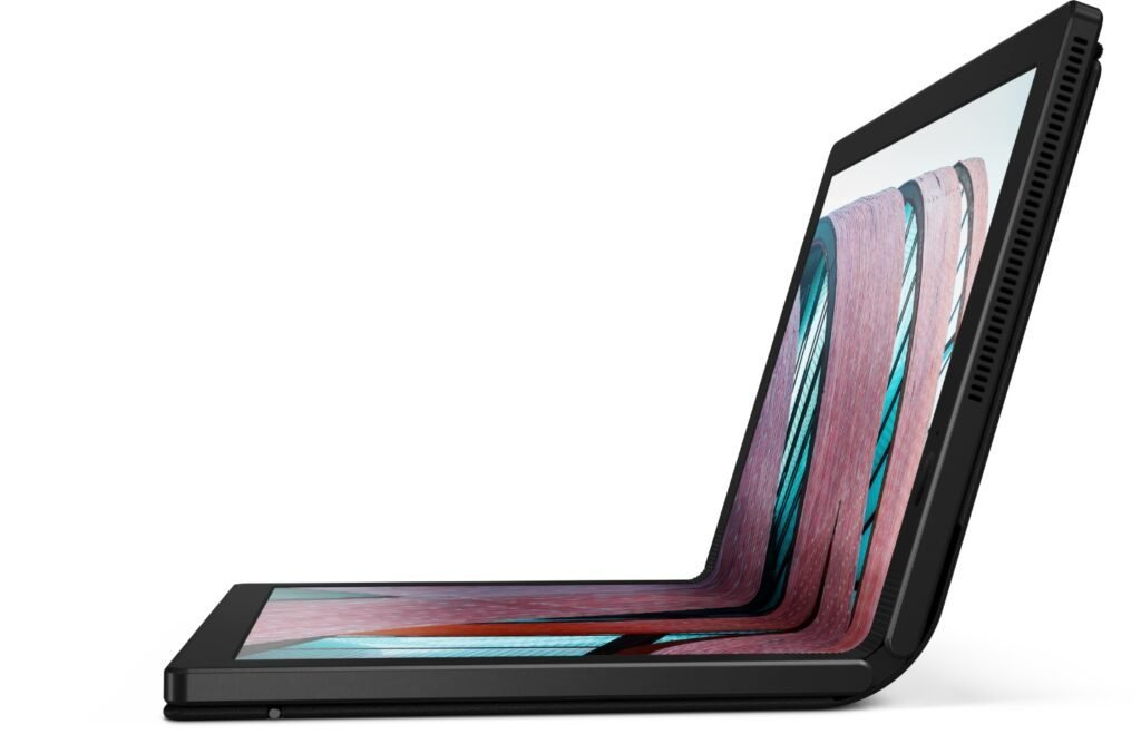 Lenovo First Foldable PC is now available