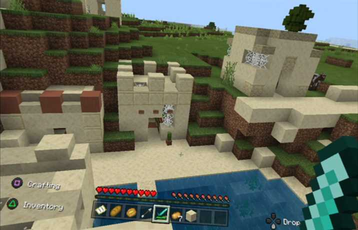 Minecraft Will Support PSVR This Month