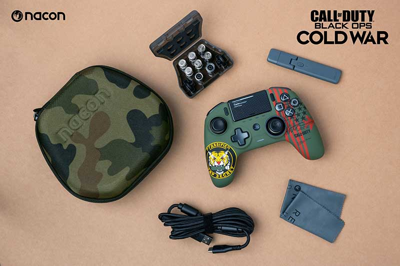 NACON REVOLUTION Unlimited Pro Controller for Call Of Duty