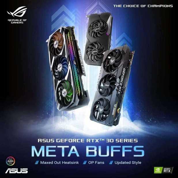 Asus ROG Strix: The Next-Gen GPU's by Asus