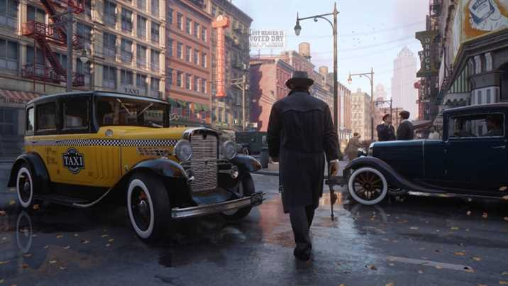 Mafia Definitive Edition New Gameplay Video Released