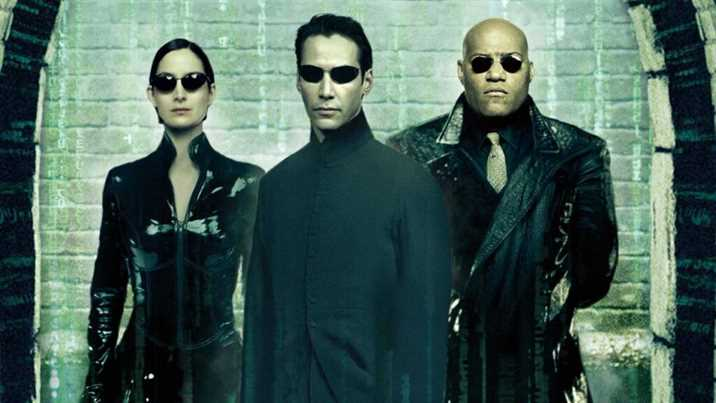 Sunglasses in The Matrix: Why Everyone Wears?