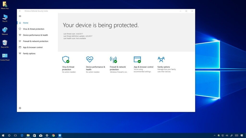You can download viruses with a command tool thanks to Windows 10