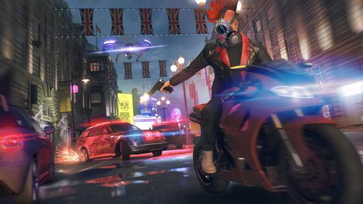 Watch Dogs: Legion New Trailer on Ubisoft Forward