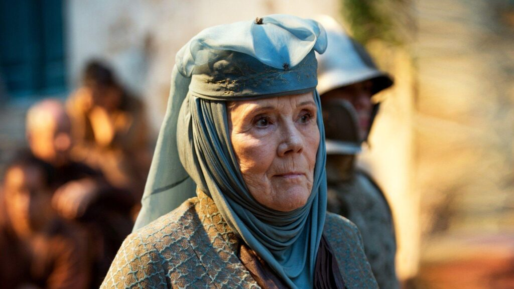 Star of the Game of Thrones died: R.I.P. Lady Tyrell