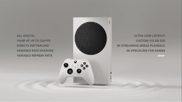 Xbox Series S Price Announced With a Trailer