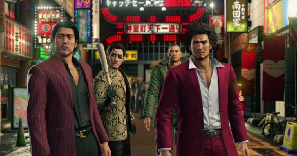 Yakuza: Like a Dragon releases on November 10 for Xbox