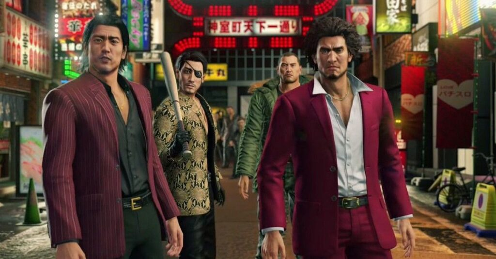 Yakuza: Like A Dragon PS5 Release Date Announced