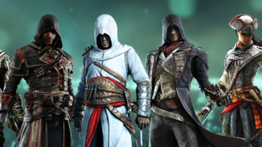 Assassin's Creed Adaption from Ubisoft and Netflix