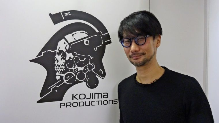 Hideo Kojima Is Working on a New Game