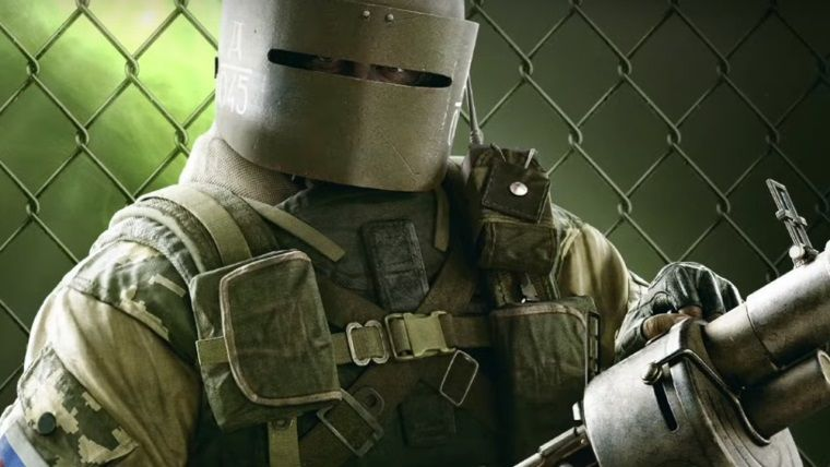 Rainbow Six Siege Tachanka Operator is Renewed