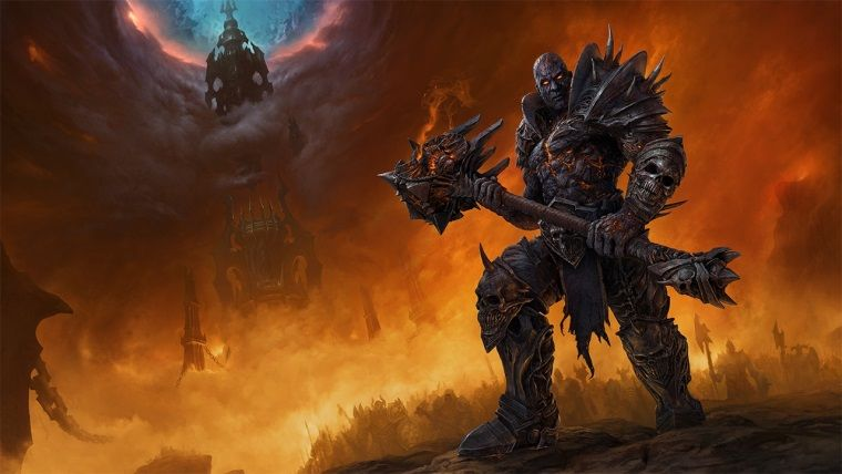 World of Warcraft Shadowlands Release Date Announced