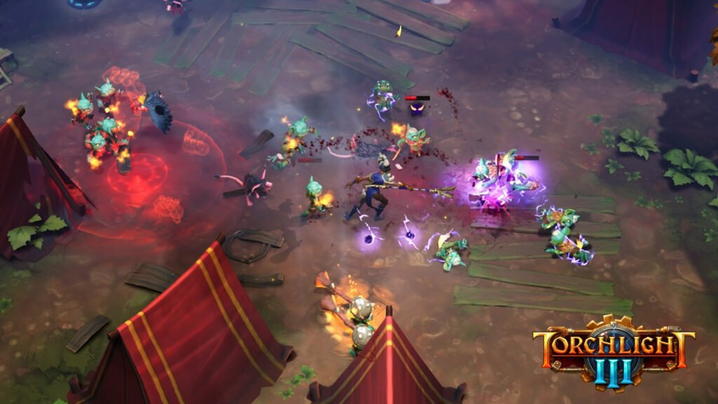Torchlight 3 Release Date Announced by Perfect World