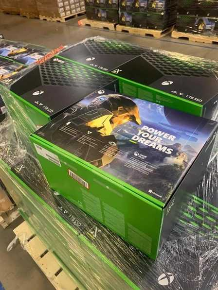Xbox Series X Unboxing Video Revealed