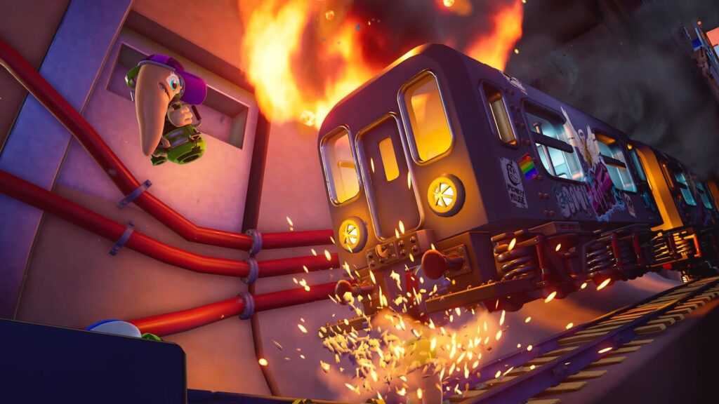 Worms Rumble Release Date and Upcoming Beta
