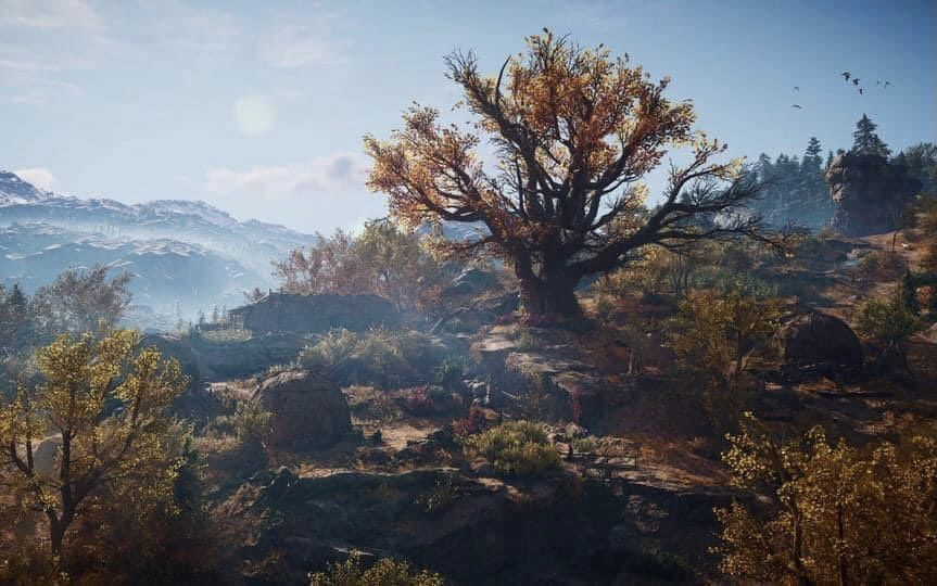 Assassin's Creed Valhalla New Screenshots Released
