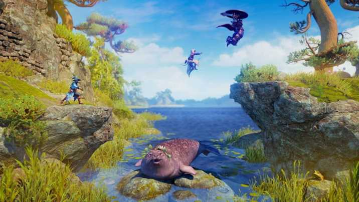 PlayStation Now October Games: Trine 4 is in the List