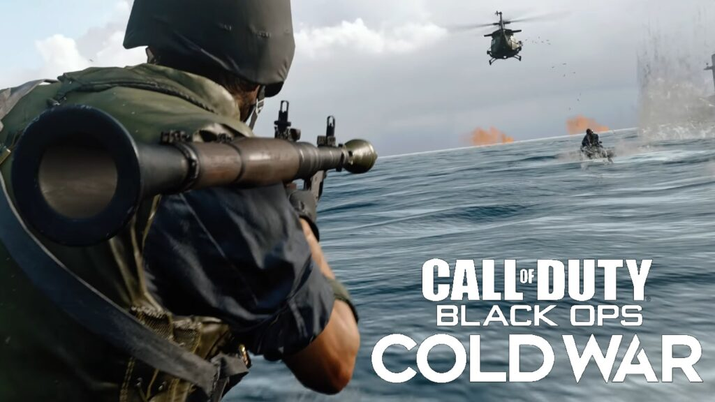 Call of Duty Black Ops Cold War Easter Egg Surprise