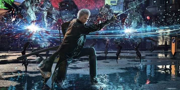 Devil May Cry 5 Special Edition: Physical Copies on December