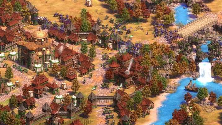 Age of Empires II Definitive Edition Anniversary Update