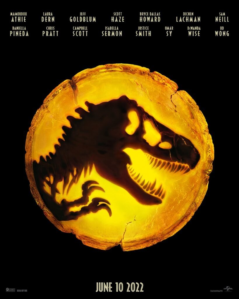 Jurassic World: Dominion Release Date Postponed