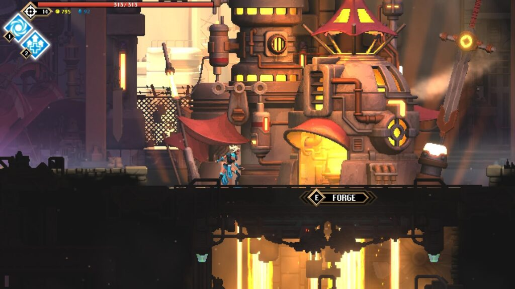 Foregone Review: A Great Pixelated Platformer