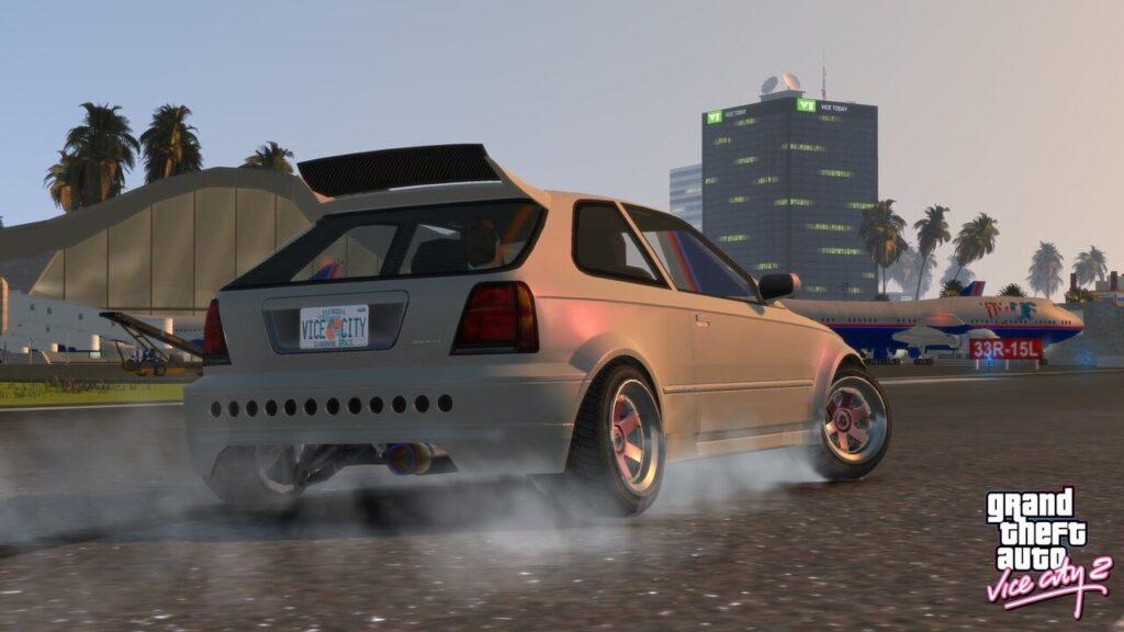 GTA Vice City Remastered Screenshots Revealed