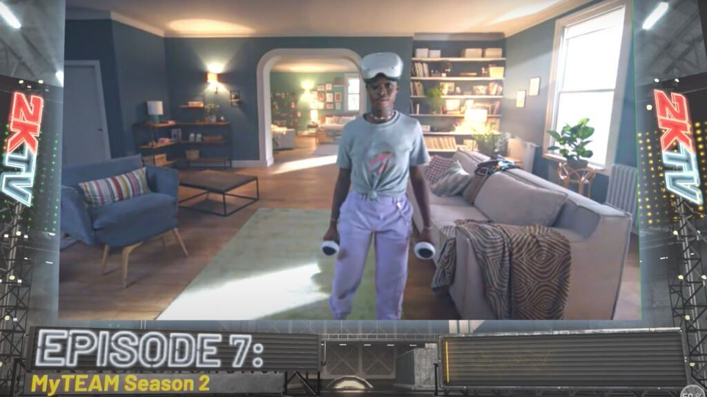 NBA 2K21 Includes Unskippable Adverts