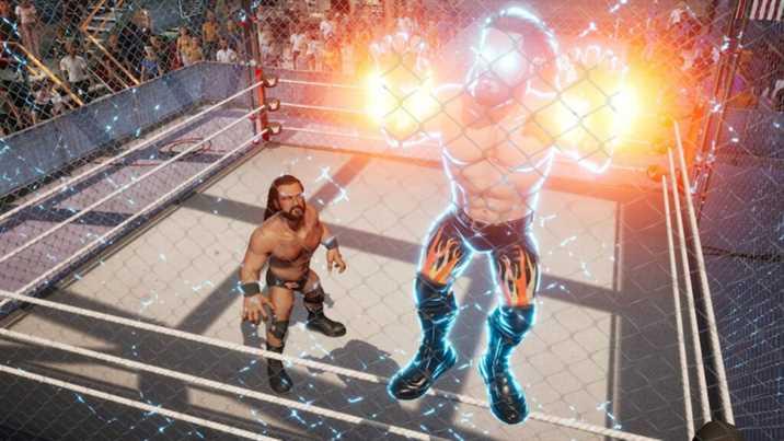 WWE 2K Battlegrounds Review: Bang! Bang!