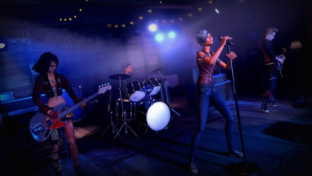 Rock Band 4 Compatibility for Next-Gen Consoles