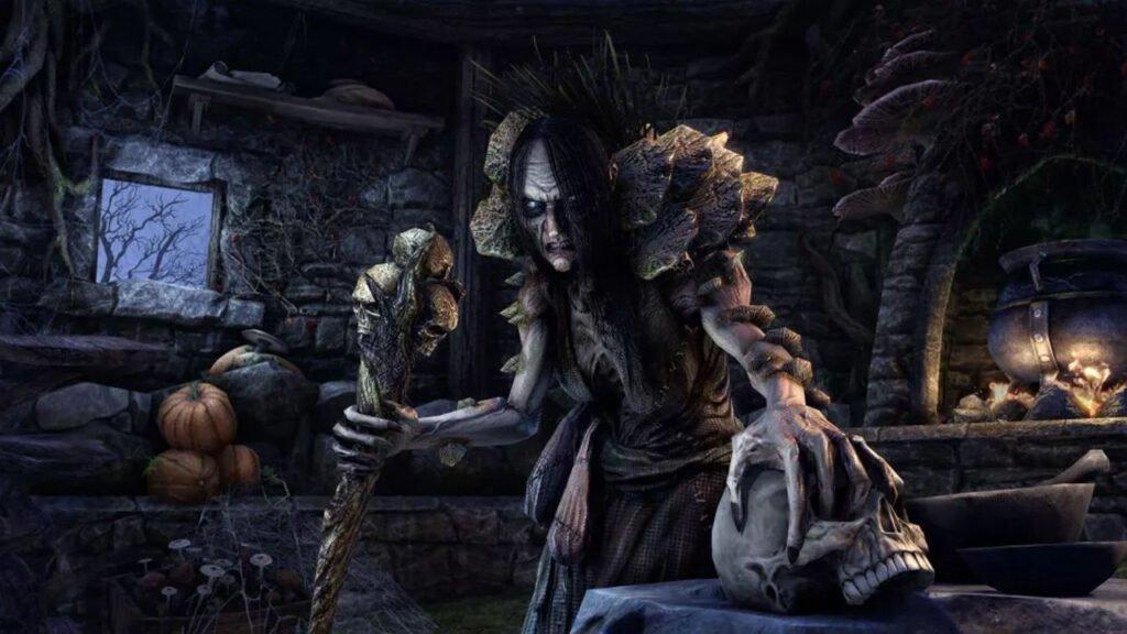 The Elder Scrolls Online Halloween Event Has Started
