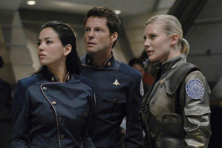 Battlestar Galactica Movie Will Be Written by Simon Kinberg