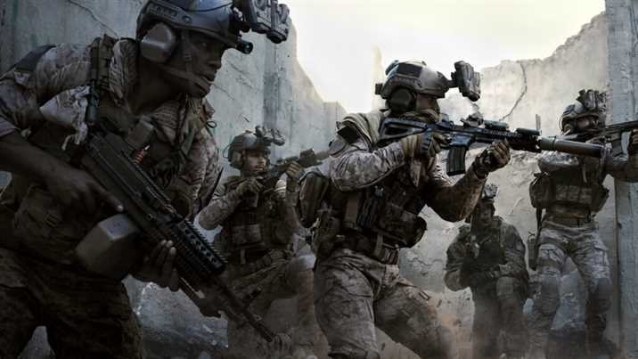 Modern Warfare does not fit into 250GB SSD's anymore