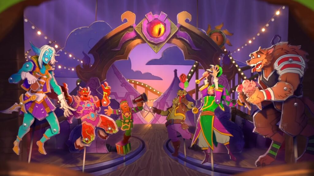 Hearthstone Fall Reveal Details: New PVP Mode on its Way