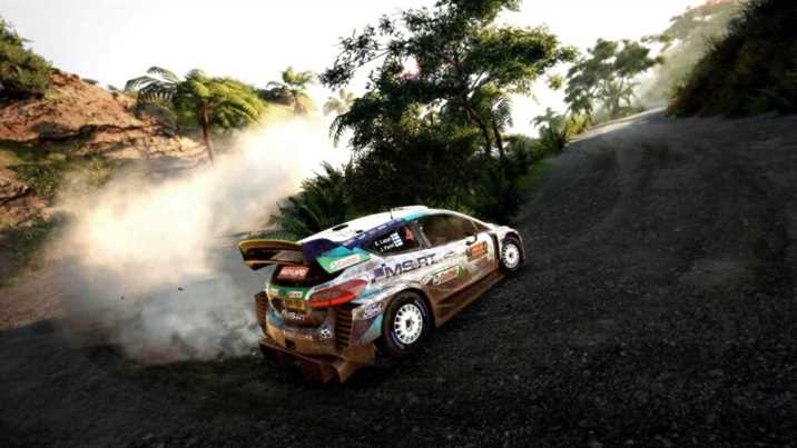 WRC 9 Will Soon Receive a Free Update