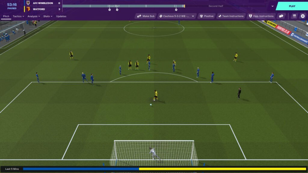 Football Manager 2021 Has Got Some New Features