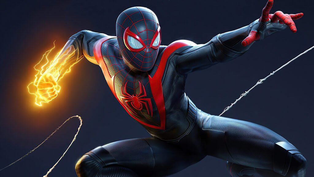 Spider-Verse Costume announced for Spider-Man: Miles Morales