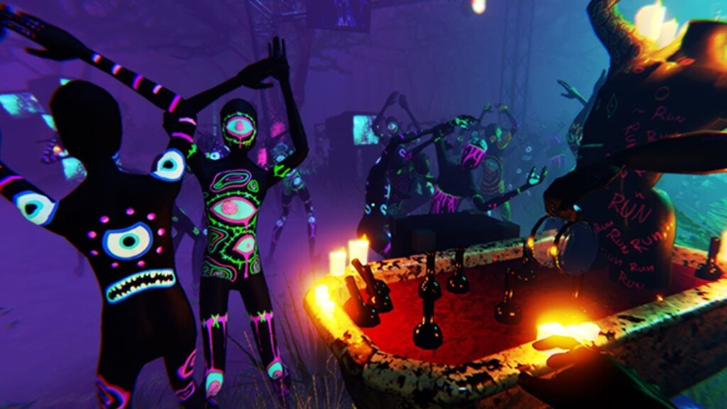 Strobophagia Rave Horror on Steam: Pure Psychedelic Horror