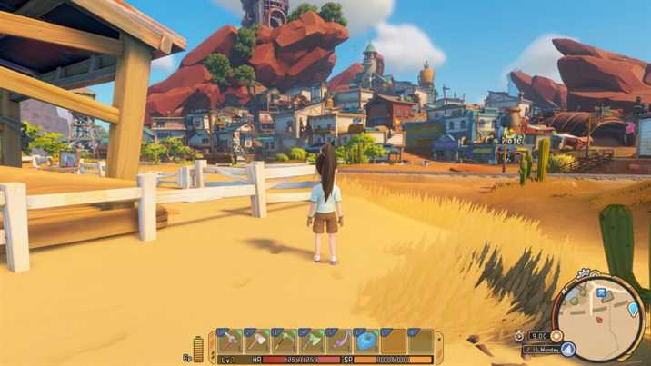 My Time at Sandrock Announced: Sequel to My Time at Portia