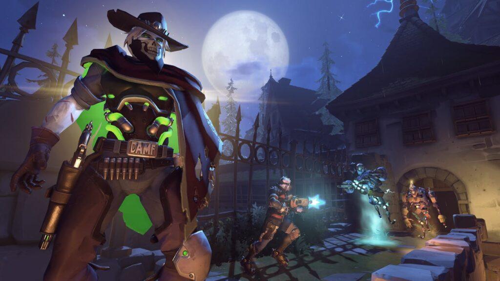 Overwatch Halloween Event Begins: Trick or Treat?