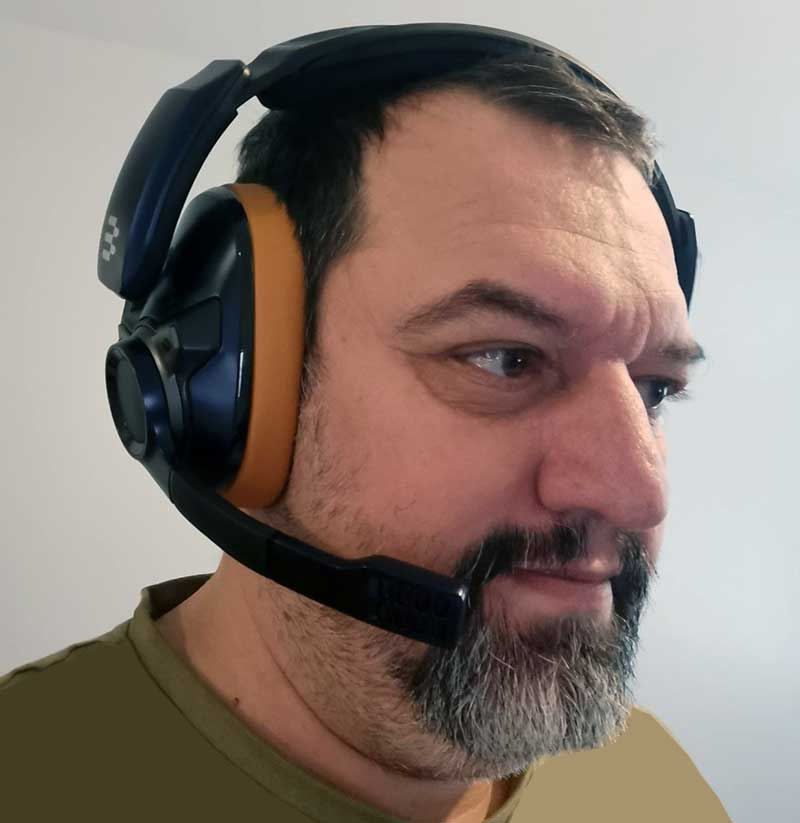 EPOS Sennheiser GSP 602 Gaming Headset Review
