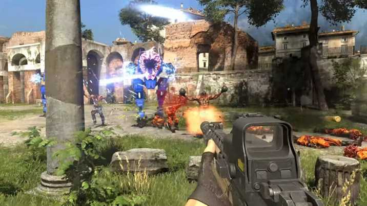 Serious Sam 4 Update Released: New Features,Improvements