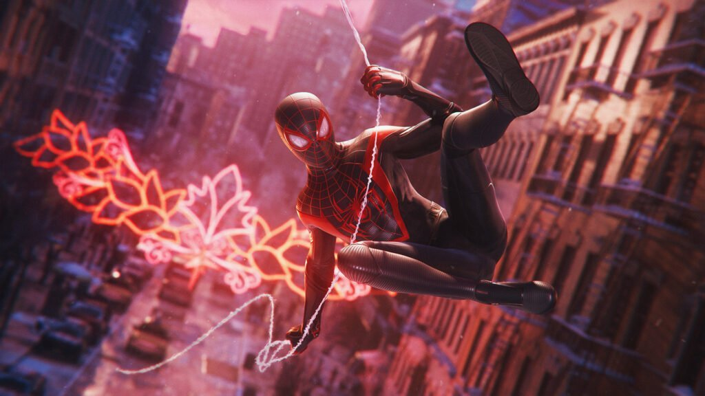 Marvel's Spider-Man Miles Morales Released A New Gameplay Video