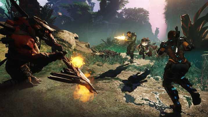 "Amazon Unplugs Its First AAA Game, ""Crucible"""