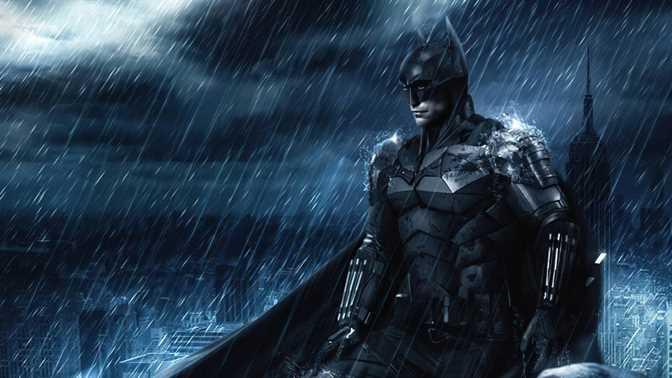 The Batman Set New Photos Released