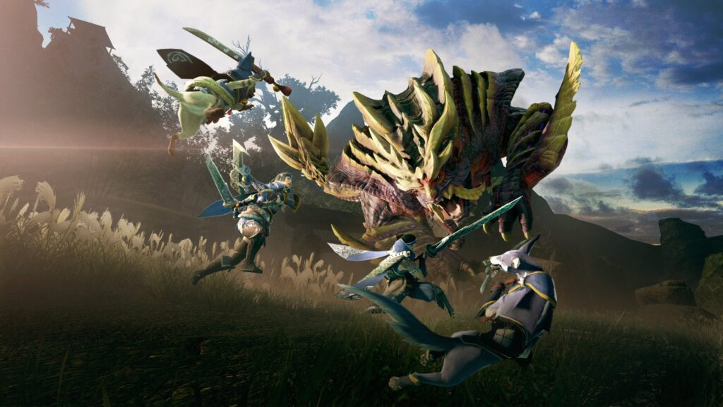 Monster Hunter Rise Gameplay Video Released