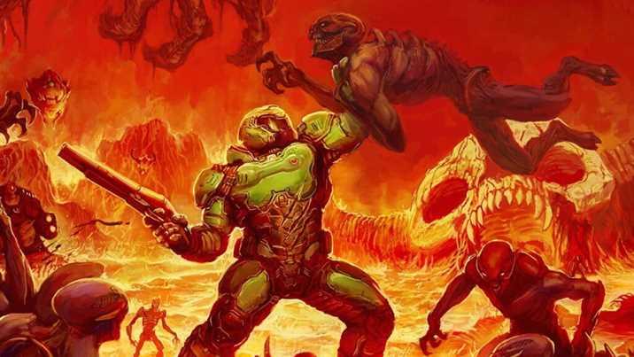 Doom Guys Real Name Revealed: Doom Guy!