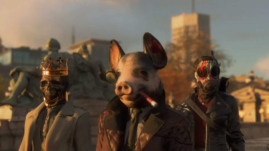Watch Dogs Legion Story Trailer Revealed