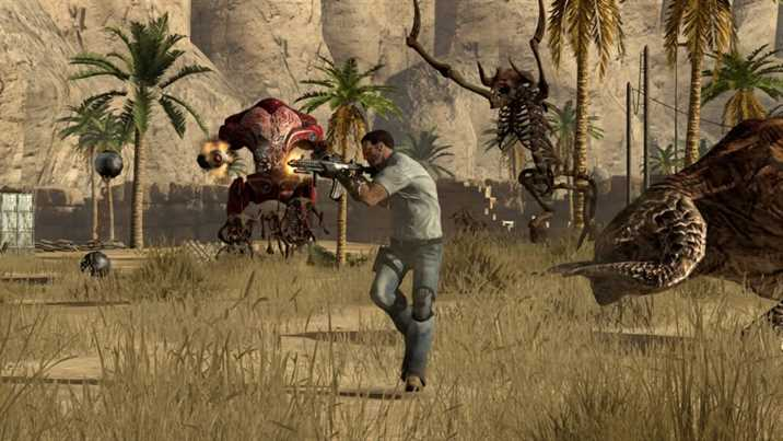 Classic Serious Sam Games Are Coming To Switch